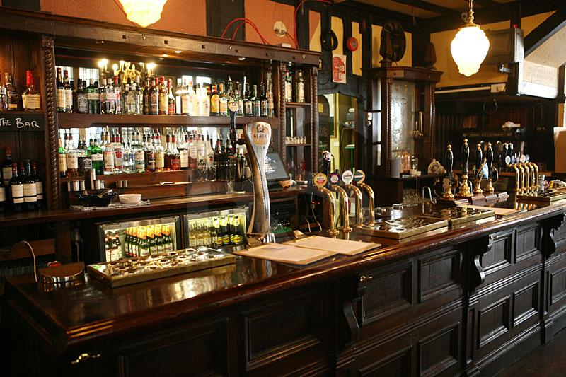 Irish Bar Design Ideas