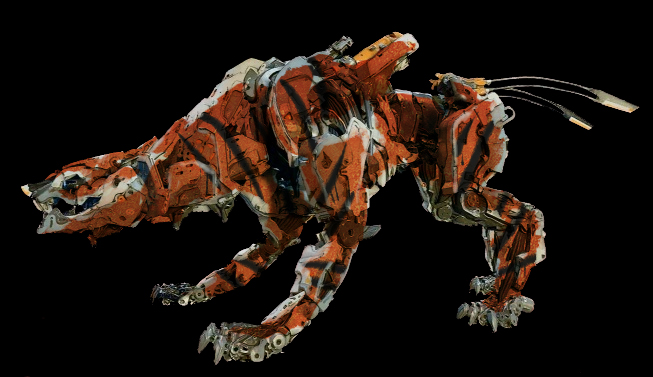 Shere Khan (Hunter Bot)