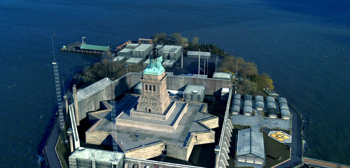 Liberty Island Detention Center